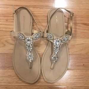 Shoes - Jeweled (occasion) Sandals!
